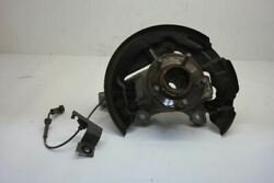13-19 Ford Fusion Driver Front Left Spindle Knuckle Vin 9 8th Digit Turbo