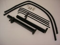 1940 Ford Car Front Window Channel Kit Fordor Sedan Delivery 5 Window Coupe