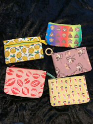 Lot of 3 Ipsy Cosmetic Bags $12.99