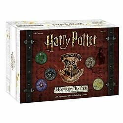 Usaopoly Harry Potter Hogwarts Battle Cooperative Deck Building Game Oct.1220