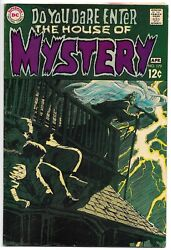 House Of Mystery 179 Fn 6.0 First Berni Wrightson Art Silver Age Dc Adams