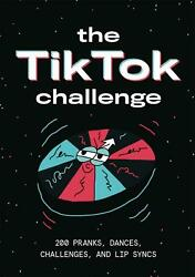The Tiktok Challenge By Will Eagle English Free Shipping