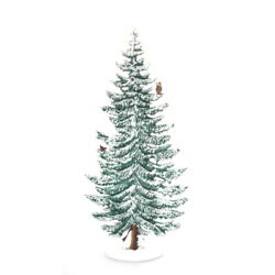 Made of Pewter Fir Winter 14 x 6 cm Wilhelm Schweizer $23.82