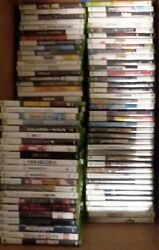 Xbox 360 Games - Xbox 360 Lot Great Selection Low Prices And Shipping