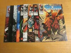 Lot Of 9 Spawn Image 1992-2001 Comic Books 's 3/5/6/10/12/25/103/106/110