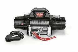 Warn Zeon Winch With Synthetic Rope - Select Desired Size