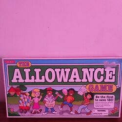 The Allowance Board Game - First To Save 20 Wins