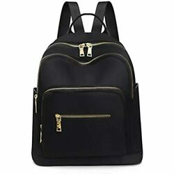 Fashion Nylon Backpack For Women Purse Casual Travel Waterproof Daypack Shoulder $34.29