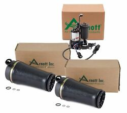 Arnott Rear Air Springs And Compressor Kit For Ford Expedition Lincoln Navigator