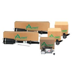 Arnott Front Air Struts Compressor And Sensor Kit For Mb W164 M-class Airmatic Ads