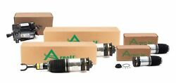 Arnott Front Air Struts And Springs Compressor Kit For Audi Allroad Quattro C5