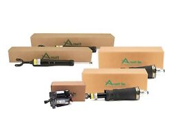 Arnott Front Shocks And Rear Struts And Compressor Kit For Audi Allroad Quattro C5