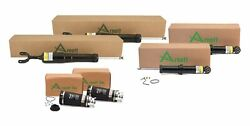 Arnott Front And Rear Air Shocks And Front Springs Kit For Audi A6 Quattro Gn I