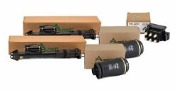 Arnott Rear Air Shocks And Springs And Valve Unit Kit For Mercedes W164 X164 Ads