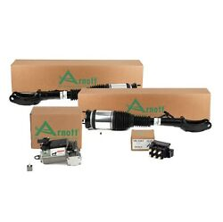 Arnott Front Air Susp Struts And Compressor And Valve Unit Kit For Mb W166 X166 Ads