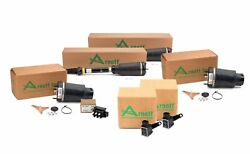 Arnott Front Air Struts And Springs Compressor Sensors Kit For Benz X164 Gl-class