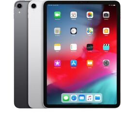 Apple Ipad Pro 11and039and039 Retina Display 1st Generation 64gb Gb Wifi Only Model 2018