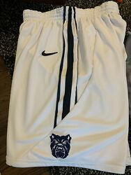 Authentic 2006 Butler Men's Basketball Game Shorts Men's Large Great Condition