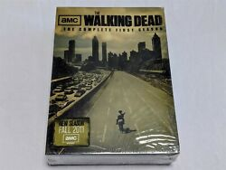 The Walking Dead New Dvd Lot The Complete Season 1 One + 2 Two + 3 Three