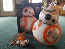 Star Wars Hero Droid Bb-8 Fully Interactive Remote Control