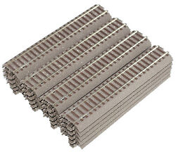 Trix H0 62172 Straight C Track 6 3/4in 20 Pieces New Without Original Box