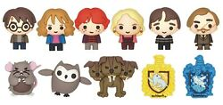 3d Figural Foam Bag Clip Harry Potter Series 7 24 Piece Case New Snov20-79