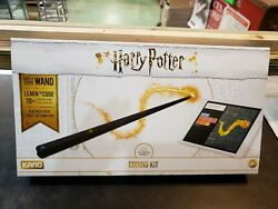 Harry Potter Kano Coding Kit - Build A Wand. Learn To Code. Make Magic