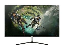 Acer 32 Curved 1920x1080 Hdmi Dp 165hz 1ms Freesync Hd Led Gaming Monitor - Ed3