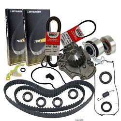 🔥complete Timing Belt And Water Pump Kit For Honda Accord 4 Cyl- 2.3l🔥