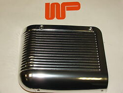 Classic Mini - Mk1 And Mk 2 Door Kick Plate In Polished Alloy Right Hand 14a7176