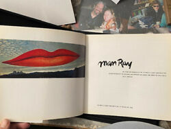 Man Ray 1966 An Exhibition Signed By Man Ray And Julia 1st Ed