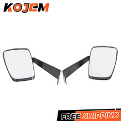 Pair Value Mirrors For John Deere 5000 And 6000 Series Dm2455000 Left And Right