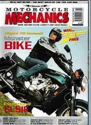 Classic And Motorcycle Mechanics 192 Oct 2003 Millyard V12 Cbx1000 Rd350lc Gt550