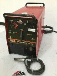 Lincoln Electric Tig Welder Tig 175 Used 109624