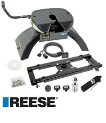 Reese Elite 25k Gooseneck And 26.5k 5th Wheel Hitch For 11-16 Ford F250 F350 F450