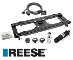 Reese Elite Kit Underbed Gooseneck Hitch W/ Wiring For 11-16 Ford F250 F350 F450