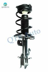 Front Right Quick Complete Strut - Coil Spring Fit 2014-2019 Nissan Sentra