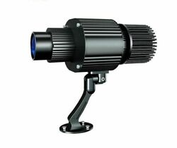 Hd Rotating Outdoor For Advertising Gobo Projector With Manual Zoom Customized