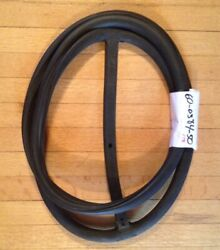 49-51 Chevy Aerosedan, 50 Olds 2dr Club Sdn Front Windshield Rubber Gasket Seal