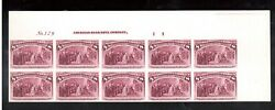 Usa 236p4 Extra Fine Plate Proof Plate Block Of Ten
