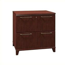Bush Business Furniture Enterprise Collection 30w 2-drawer Lateral File In Harv