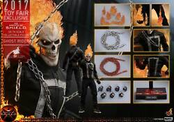 Dhl Express Hot Toys 1/6 Agents Of S.h.i.e.l.d. Ghost Rider Tms005 Johnny Blaze