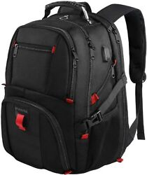 YOREPEK Backpacks for MenExtra Large 50L Travel Backpack with USB Charging P... $39.99