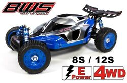 Bws 5b-e 2.0, 4wd 1/5 Racing Buggy, With 8s Or 12s Motor And Esc, Electro Rc-car