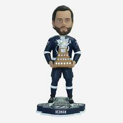 Victor Hedman Tampa Bay Lightning Stanley Cup Champions Mvp Player Bobblehead
