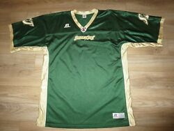 San Jose Sabercats Afl Arena League Football Russell Athletic Jersey Xl Mens