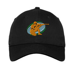 Soft Women Baseball Cap Shooting Embroidery Dad Hats For Men Buckle Closure