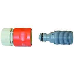 T-h Marine Quick Flush Outboard Flush Fitting Kit For Mercury And Yamaha Outboards