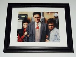 Annie Potts Autographed 8x10 Color Photo Framed And Matted - Ghostbusters