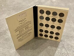 Coin Album Holding 88 Canadian One Cent Coins 0.01 From 1958 To 1962